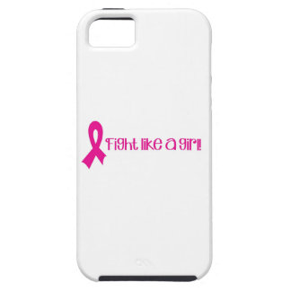 Fight Like A Girl iPhone 5 Case