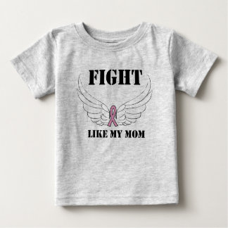 Fight Like My Mom T-shirt