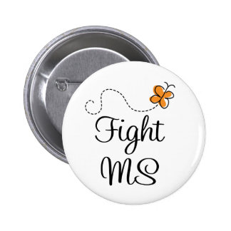 Fight Multiple Sclerosis Button