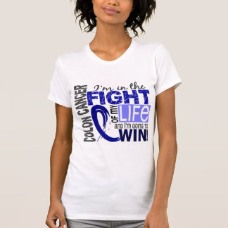 Fight Of My Life Colon Cancer T-Shirt