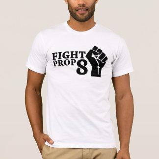 Fight Prop 8 Fist T-Shirt