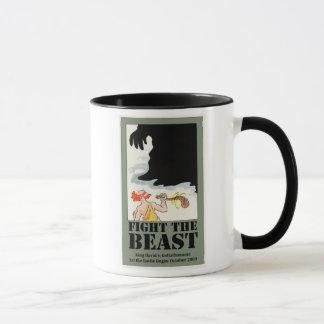Fight the Beast Mug