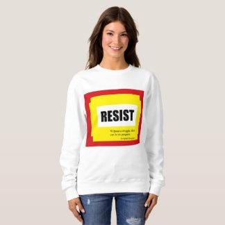 Fight the Power, Keep Warm Sweatshirt