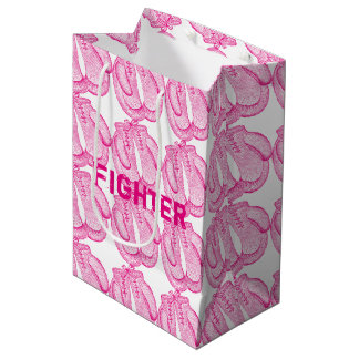 Fighter - Boxing Gloves Medium Gift Bag