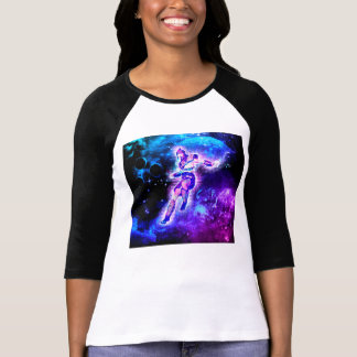Fighter in the universe tee shirt
