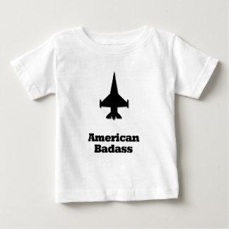 Fighter Jet American Badass Baby T-Shirt