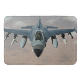 Fighter Jet Bath Mat