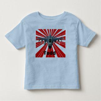 Fighter Jet Toddler T-shirt