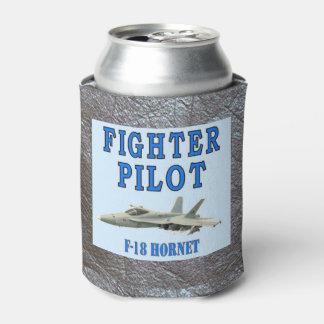 FIGHTER PILOT F-18 HORNET CAN COOLER