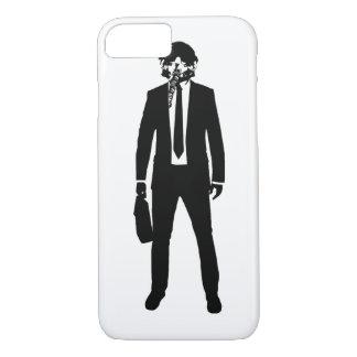 Fighter Pilot Fashion Suit iPhone 7 Case