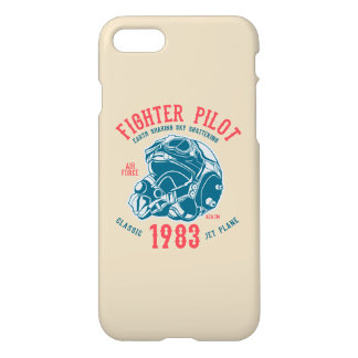Fighter Pilot Glossy Phone Case