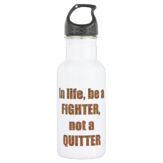 FIGHTER  Quitter Quote Wisdom TEMPLATE  holidays