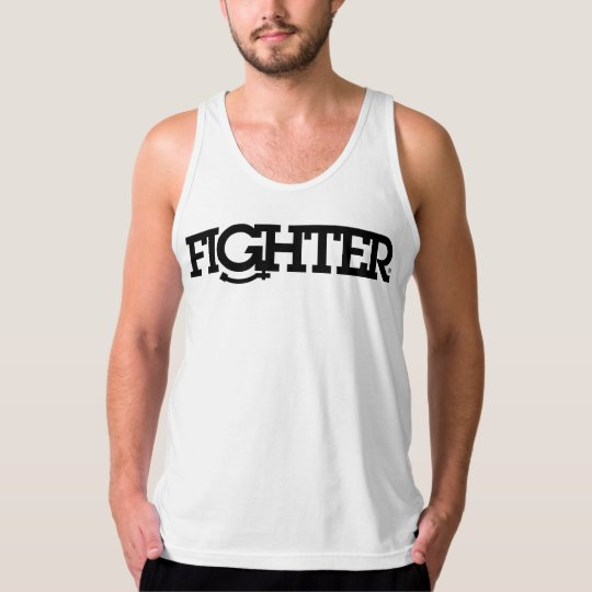 FIGHTER: RD 1 YOU'RE DONE TANK TOP