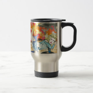 Fighter Travel Mug