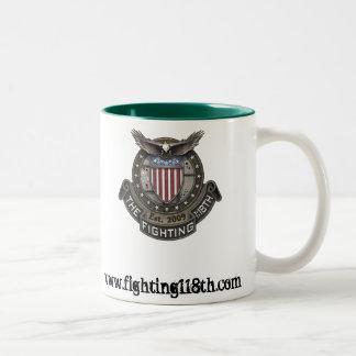 Fighting 118th Mug