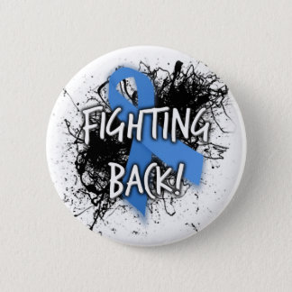 Fighting Back 2 Inch Round Button