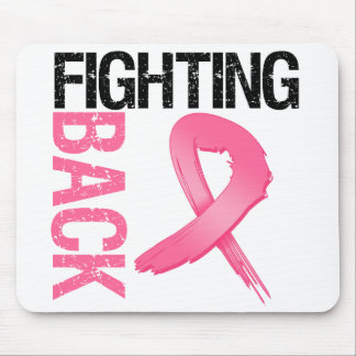 Fighting Back Breast Cancer Mouse Pad