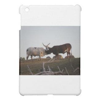 Fighting bulls iPad mini cover