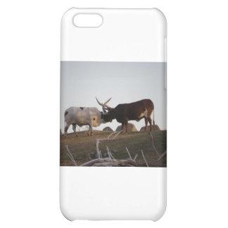 Fighting bulls iPhone 5C cover