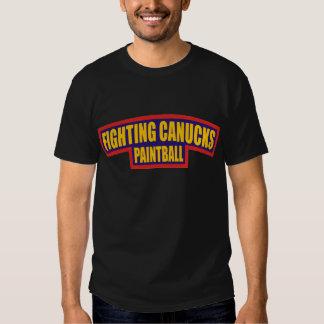 Fighting Canucks Tab Shirts