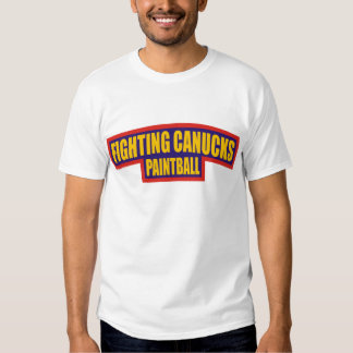Fighting Canucks Tab T-shirts