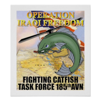Fighting Catfish Poster