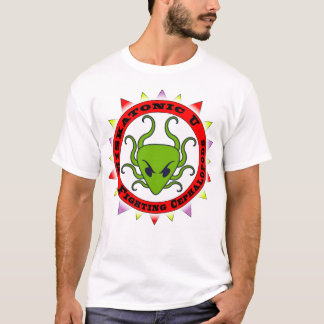 FIGHTING CEPHALOPODS T-Shirt