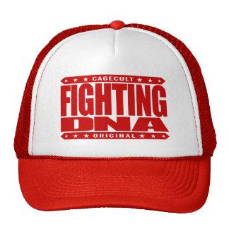 FIGHTING DNA - I'm Evolved From Primal Chimp Genes Trucker Hat
