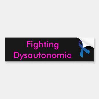 Fighting Dysautonomia Bumper Stickers
