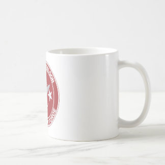 Fighting Faloon Turkish Air Force Military Patch Coffee Mug