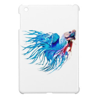 fighting fish cover for the iPad mini