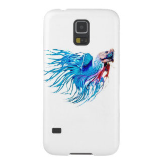 fighting fish galaxy s5 cases
