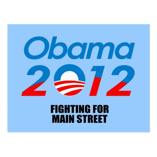 FIGHTING FOR MAIN STREET POSTCARDS