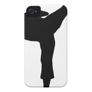 Fighting hereditary lacquer iPhone 4 Case-Mate cases