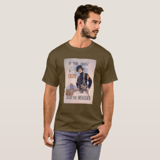 Fighting Marines T-Shirt