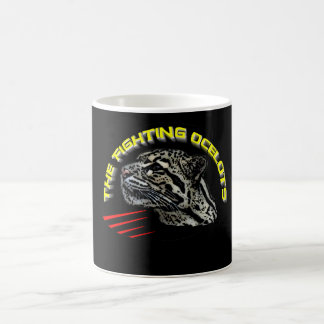 Fighting Ocelot Mug