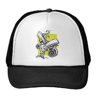 Fighting Squid Trucker Hat