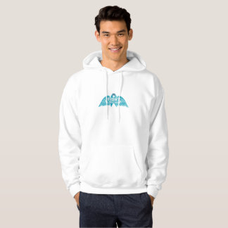 Fightng Support Ovarian Cancer Awareness Hoodie