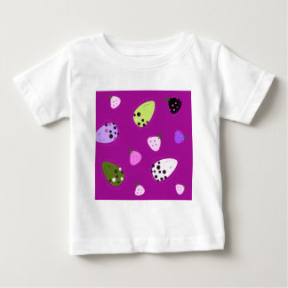 Figs amazing hand-drawn exotic Art Design Baby T-Shirt