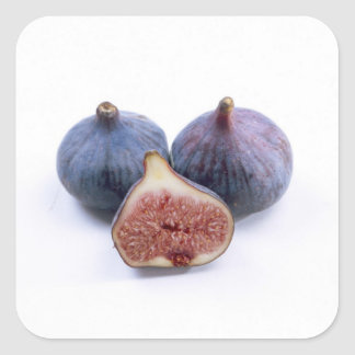 Figs For use in USA only.) Square Sticker