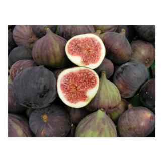 Figs Postcard