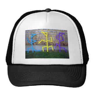 Figure 1.1 Trio Mesh Hat