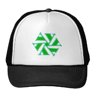 Figure letter y shape type character hat