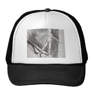 Figure Model Hats