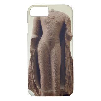 Figure of a standing Buddha, Jamalpur, Mathura (re iPhone 7 Case
