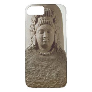 Figure of Ekamukha Siva-Linga from the Temple at K iPhone 7 Case