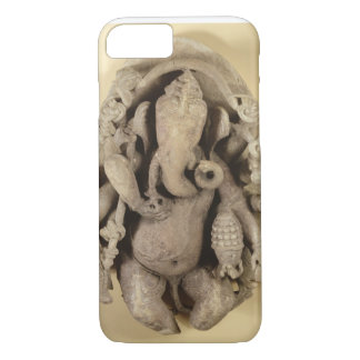 Figure of Ganapati, Chandella Dynasty (sandstone) iPhone 7 Case
