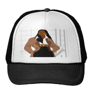 Figure Reference 2 (Paint.net) Trucker Hat