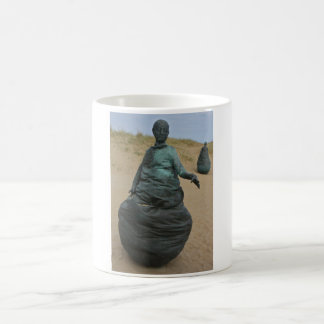Figure Sculptures in South Shields Mug