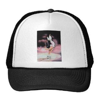 Figure Skater Mesh Hat